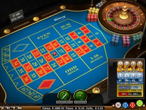 CasinoEuron siisti ruletti